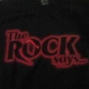 WWE T shirt The Rock